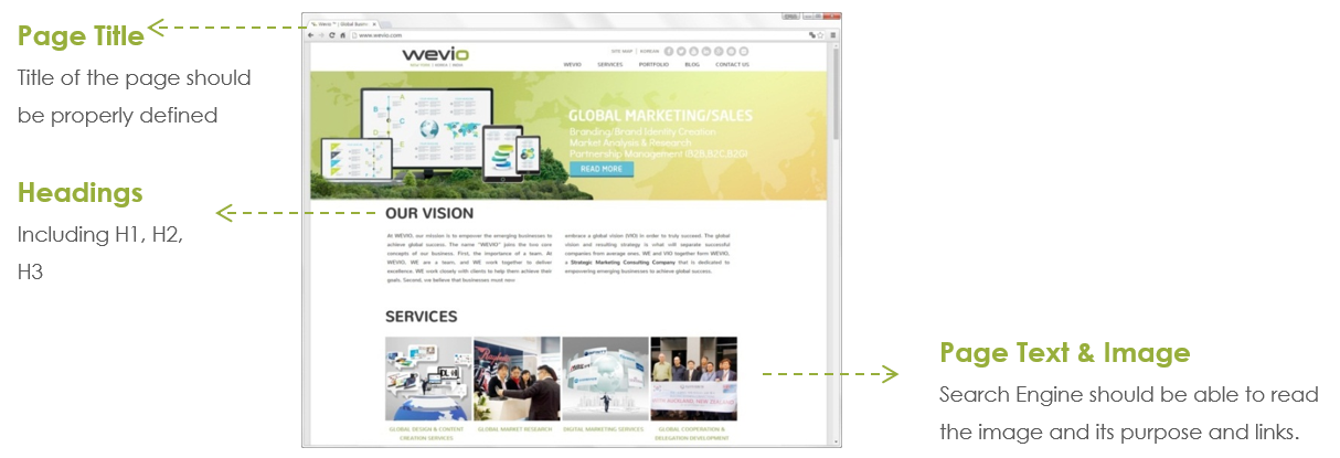 Wevio Webdev 17 Global Business Development Company