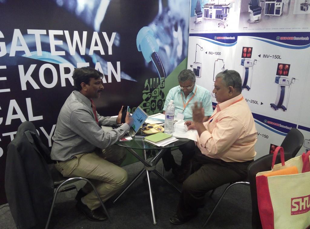 WEVIO – Chennai Medical Expo