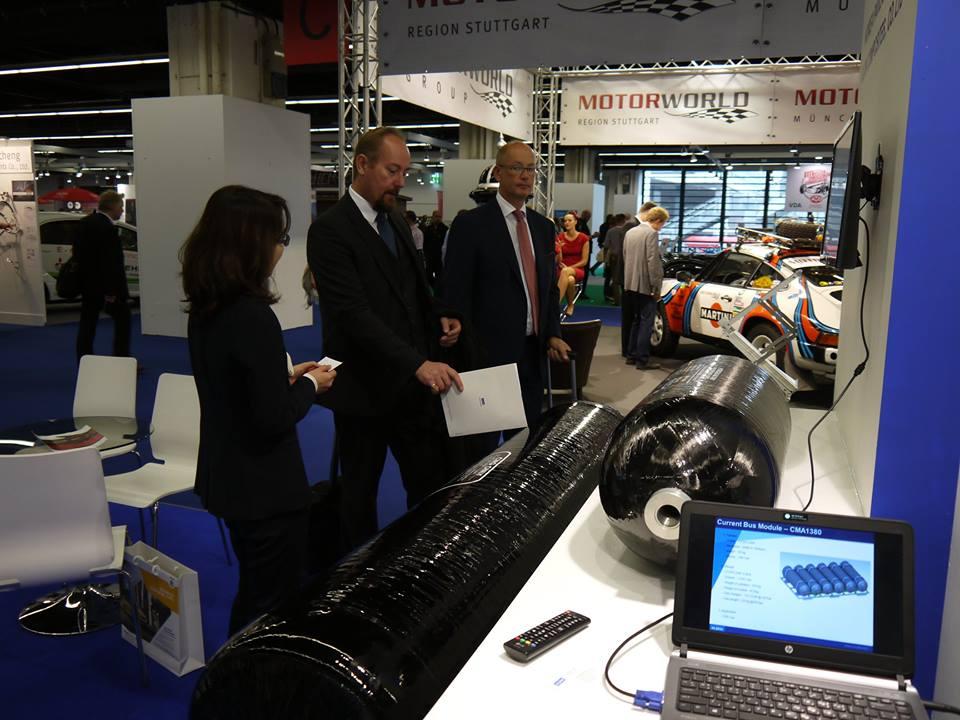 Internationale Automobil-Ausstellung