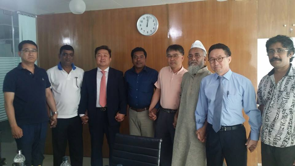 Wevio Delegation to Bangladesh