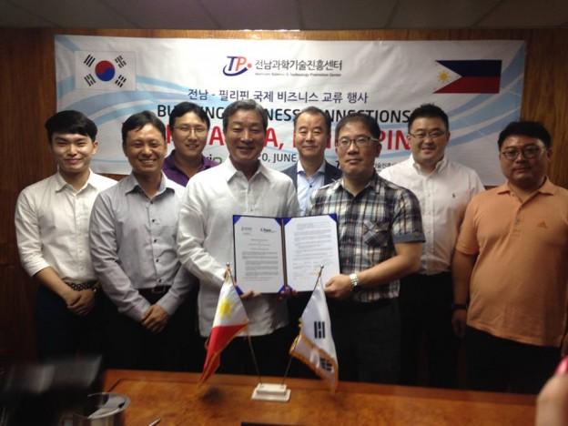 Wevio Delegation to Philippines1