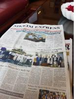 Indo Korea Business Delegation Sikkim State Sikkim Express Sep-13th-2016