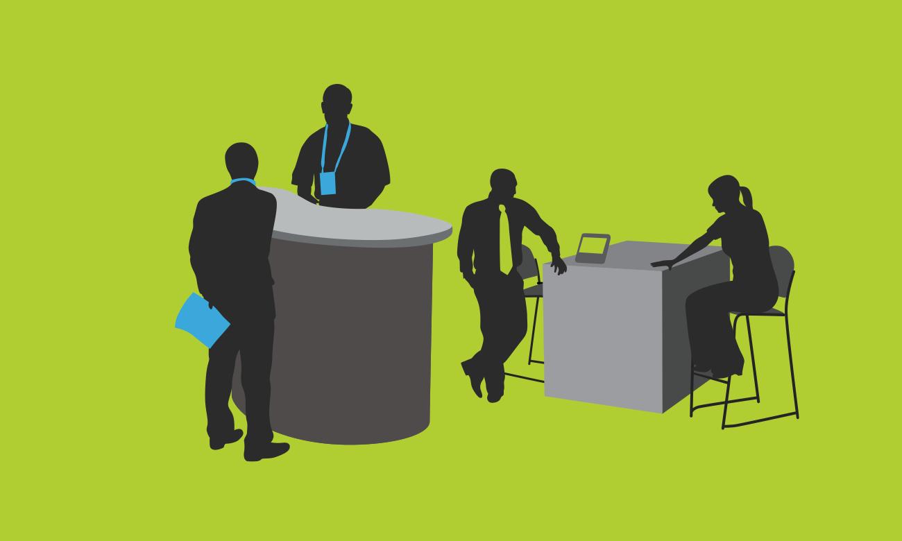 Wevio Offline Marketing Services Tradeshow Events 01