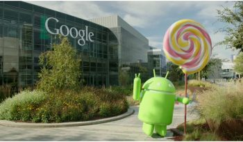 Google Lollipop - Mobile App