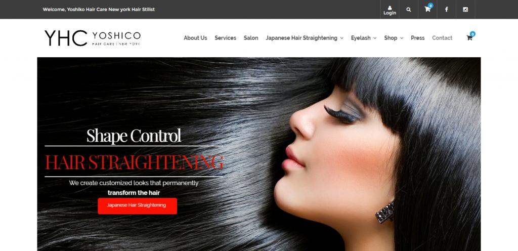 Yoshiko Hair Care New York