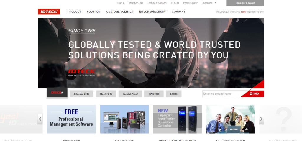 IDTECK Global