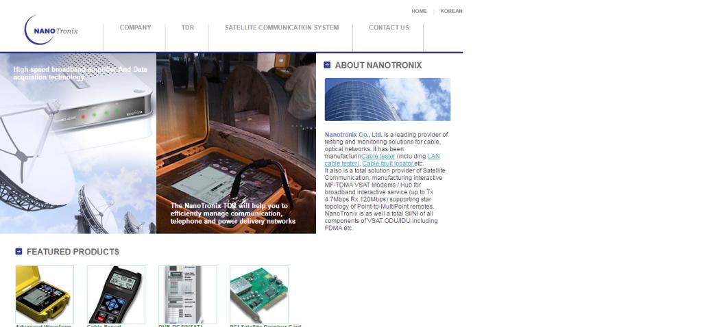 Nano Tronix Co., Ltd