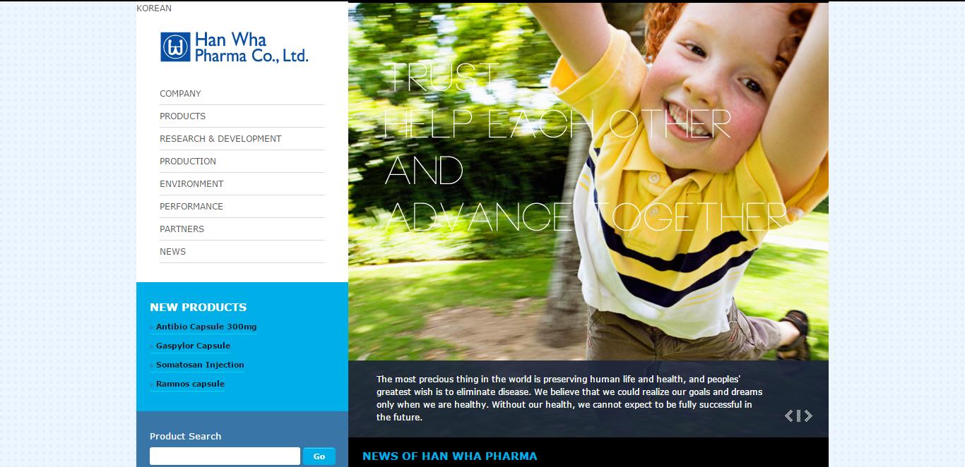 Han Wha Pharma Co., Ltd.