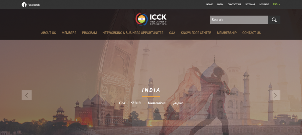 Indian Chamber of Commerce in Korea