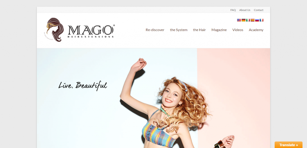 Mago Hair Extensions