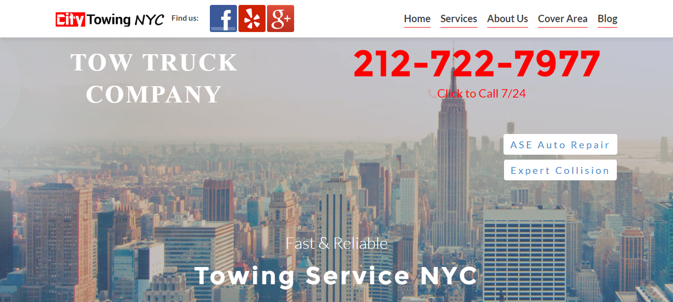 City Towing NYC