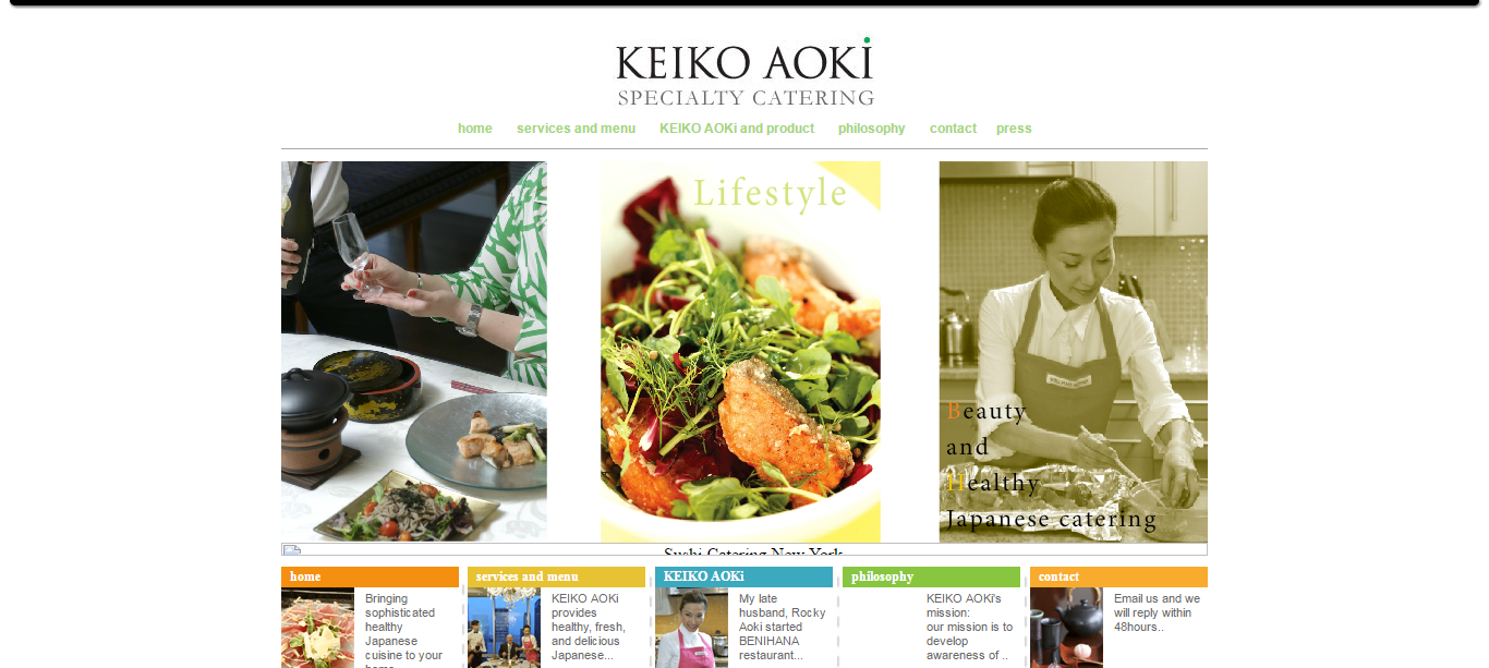 Keikoaoki Catering Service