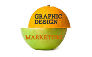 graphic designing and marketing