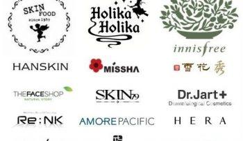 korean Skin care product companies