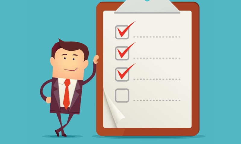 Digital Marketing Plan Checklist
