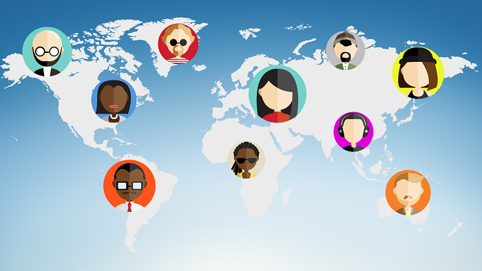 Global Social Network Users