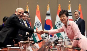 Indian South Korea Business relation and Harmony