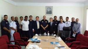 2015 Wevio Bangladesh (Dhaka) - Chonnam Science and Technology Promotion Center - Navy ship building export (42)