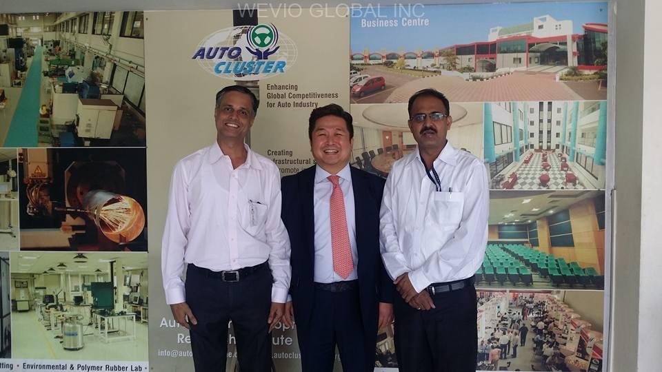 2015 India Delhi Pune Bihar Automotive Business