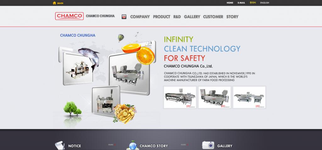Chamco Chungha Co., Ltd