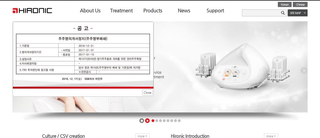 Hironic Co., Ltd