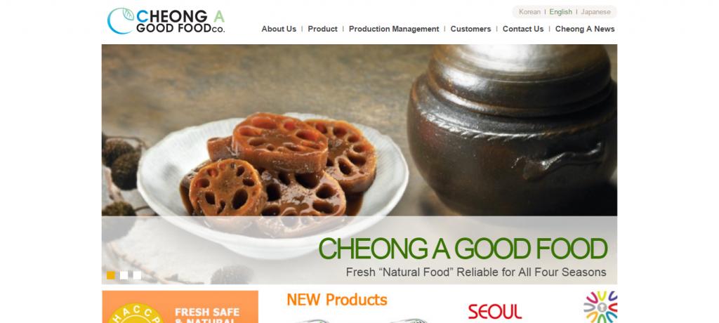 Cheong A Good Food