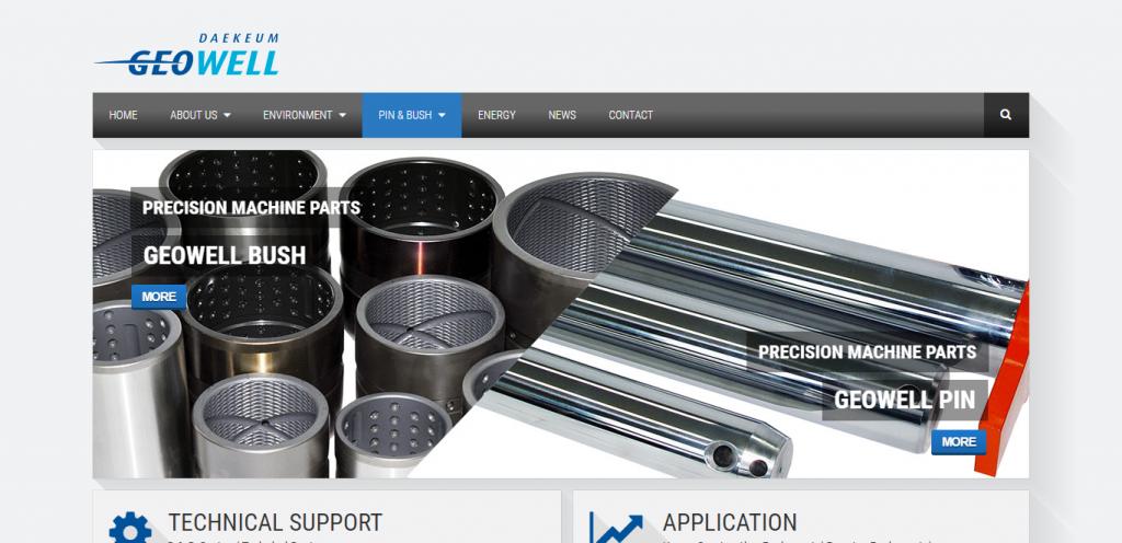 Daekeum Geowell Co., Ltd