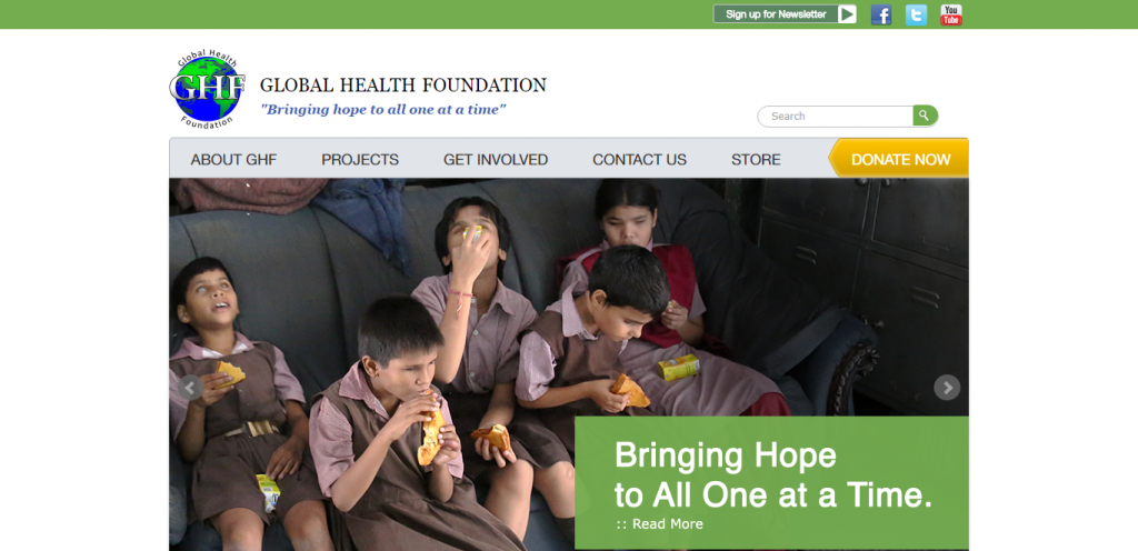 Global Health Foundation
