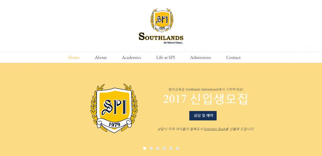 Southlands International