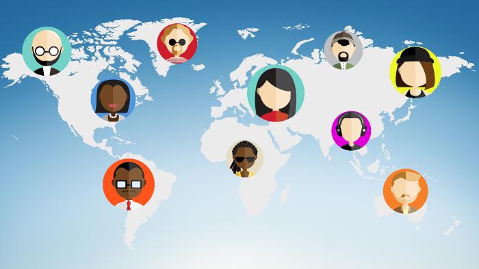Global Social Network Users