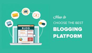 best platform to start e-commerce blog